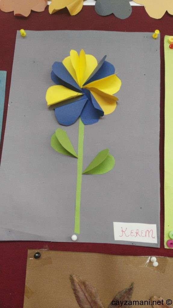 Okul öncesi Etkinlikler Mevsimler Ilkbahar Etkinlikleri çay Zamanı