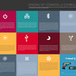 Origins of Common UI Symbols | Visual.ly