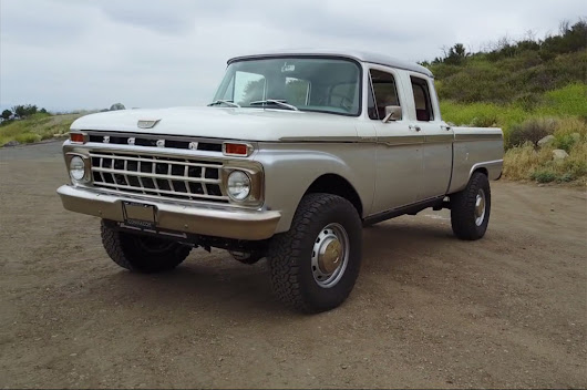 Icon Transforms 1965 Ford F-250 Into an Incredible Daily Driver - Motor Trend