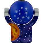 Jasco - Projectables Solar System LED Night Light - Multicolor