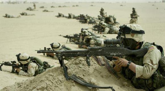военная операция сша в ираке