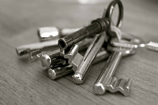 The History of the Key | All Safe Security & Lock