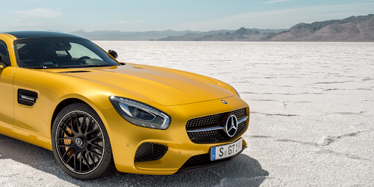 Mercedes wants to take on Ferrari with a new supercar
