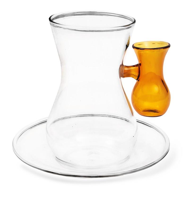 Sarı çay Bardağı Mutfak Banyo Yasemin Aslan Bakiri