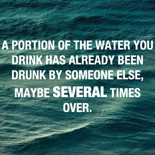 Fact about water
