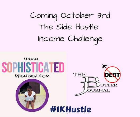 Introducing The #1KHustle Side Income Challenge -