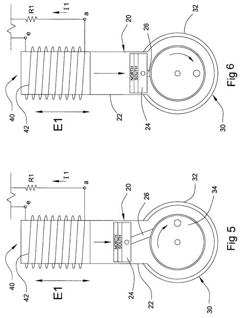 Patent US7793634 - Electro-magnetic internal combustion