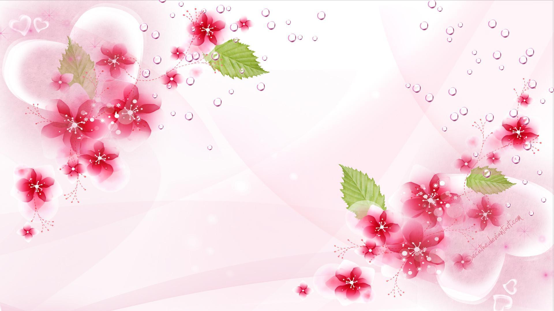 Flower Background Wallpaper Sf Wallpaper