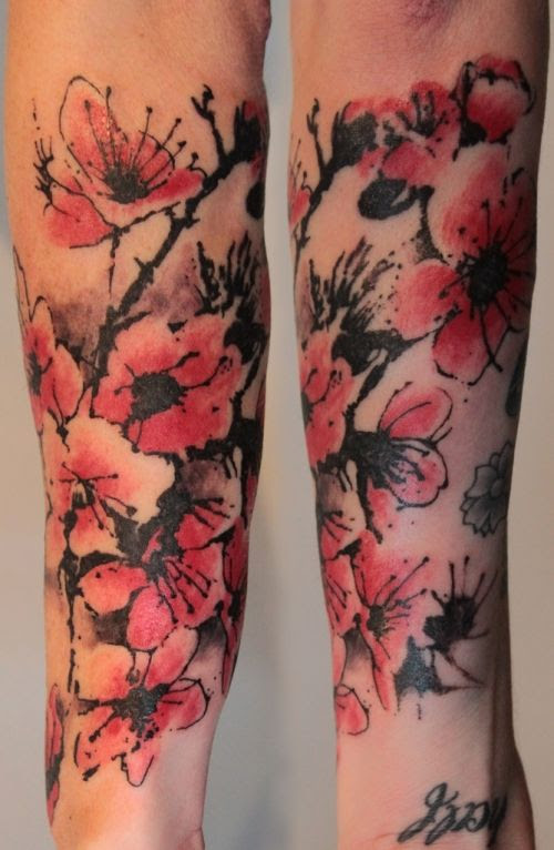 Flower Tattoos Tender And Feminine Best Tattoo Ideas Gallery
