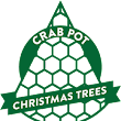 Crab Pot Christmas Trees