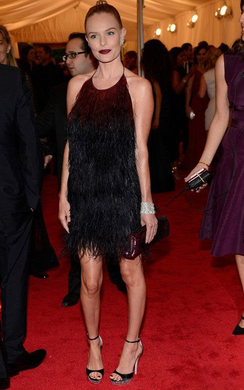 Costume Institute Gala Met Ball - May 7, 2012, Kate Bosworth