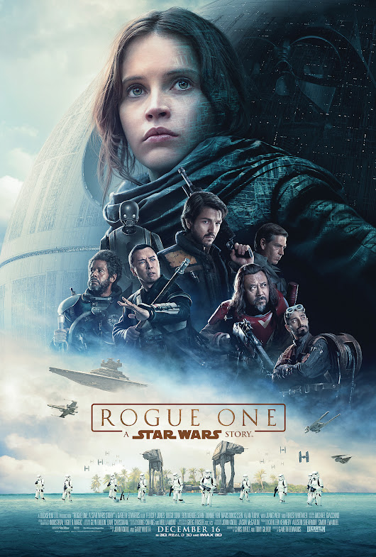 Star Wars: Rogue One – Trailer