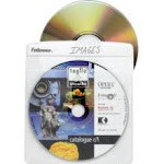 Fellowes Inc. 90659 Fellowes Cd Sleeves Offer Disc Storage Y