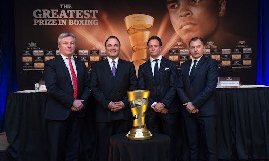 World Boxing Super Series announced for Fall 2017