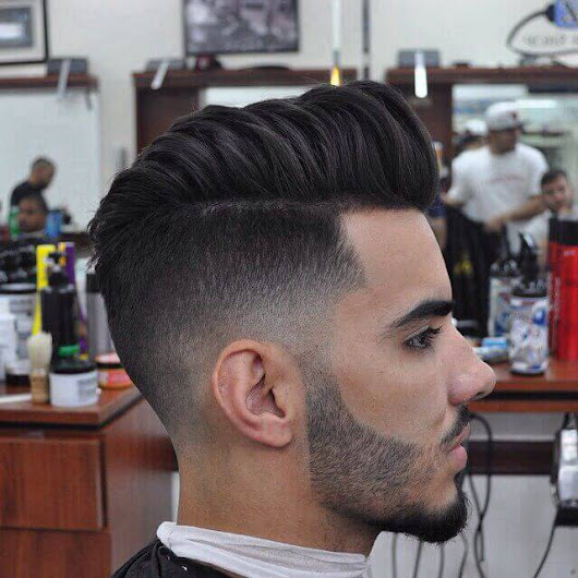 25 Amazing Mens Fade Hairstyles