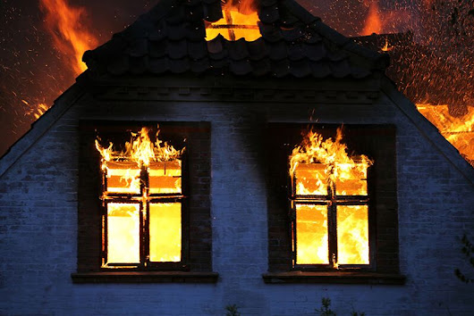 Common Electrical Causes of Residential Fires