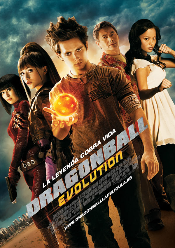 Dragonball: Evolution (James Wong, 2.009)