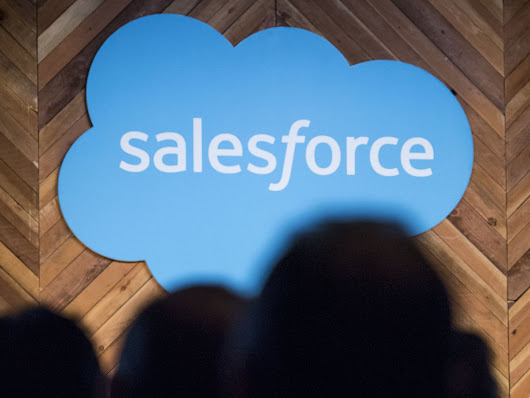 Salesforce Adopts Co-CEO Structure With Promotion of Keith Block