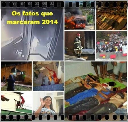RETROSPECTIVA 2014 NO MARANHÃO…(CENAS FORTES): POR LUIS CARDOSO