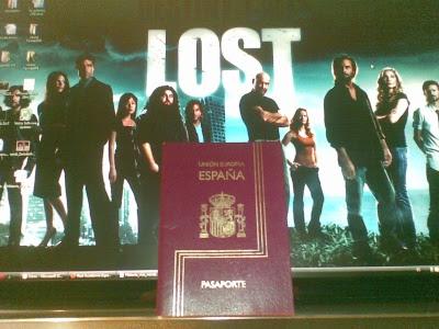 El pasaporte impoluto