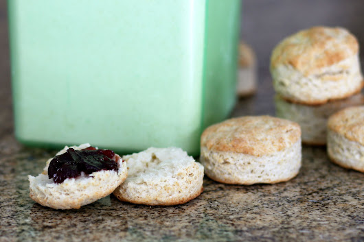 Replace the Name Brand With This Homemade Biscuit Baking Mix