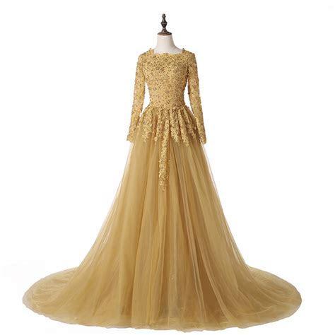 Online Get Cheap Gold Wedding Dresses  Aliexpress.com