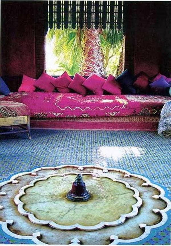 Relaxing Indoor Fountain Ideas (36)