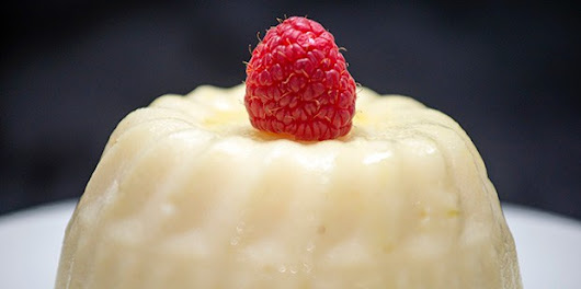 The price of being the berry on the blancmange | Unimed Living