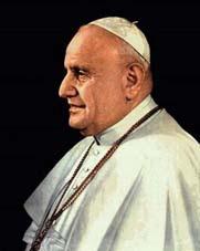 Resultado de imagen para PAPA JUAN XXIII