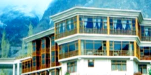Hotels in Hunza Valley  Pakistan