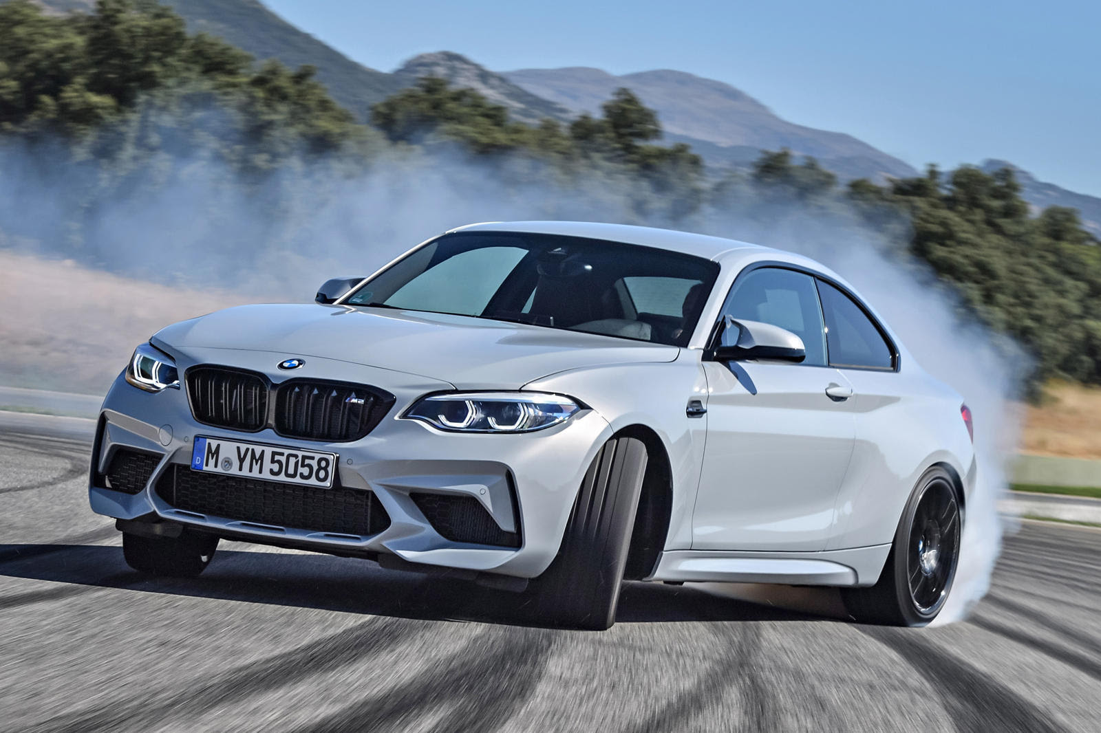 Hardcore BMW M2 CS Could Be More Powerful Than We Thought ...