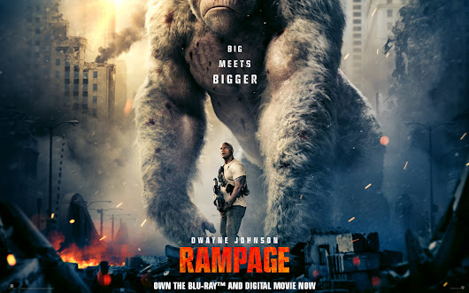 Rampage 2018 Hindi Full Movie 720p 480p Download