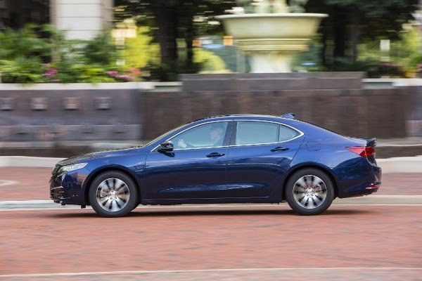 Spare Tire Optional For 2015 Acura Tlx Torque News