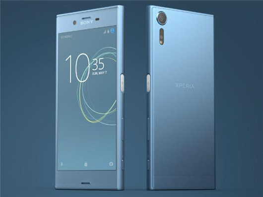 Sony Launches the Xperia XZs in India, Priced at INR 49,990