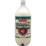 Sadaf Yogurt Soda Mint High Carbonat (2L)