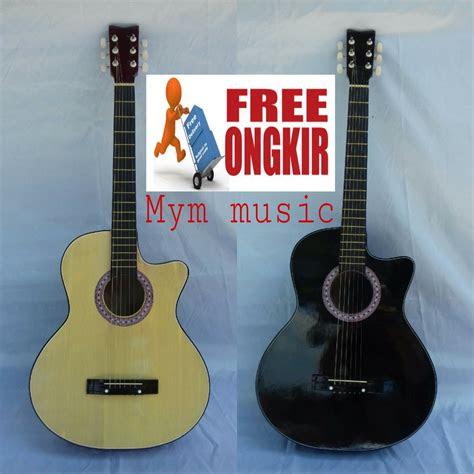 jual gitar akustik  pemula model taylor lakewood