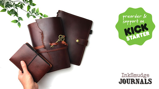 Leather Journal Covers | Travellers Notebooks