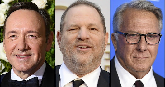 Hollywood power players who are accused of sexual assault, harassment