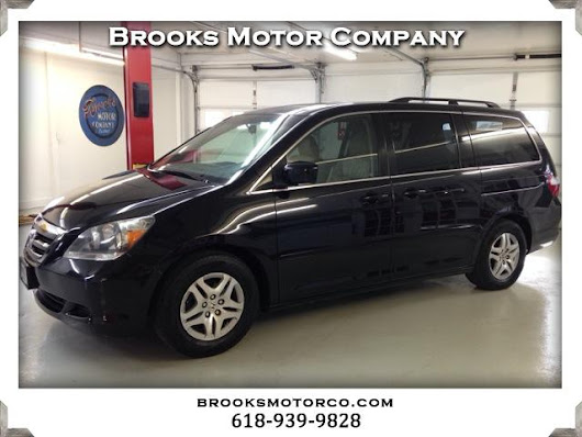 Used 2007 Honda Odyssey for Sale in St Louis MO 63129 Brooks Motor Company