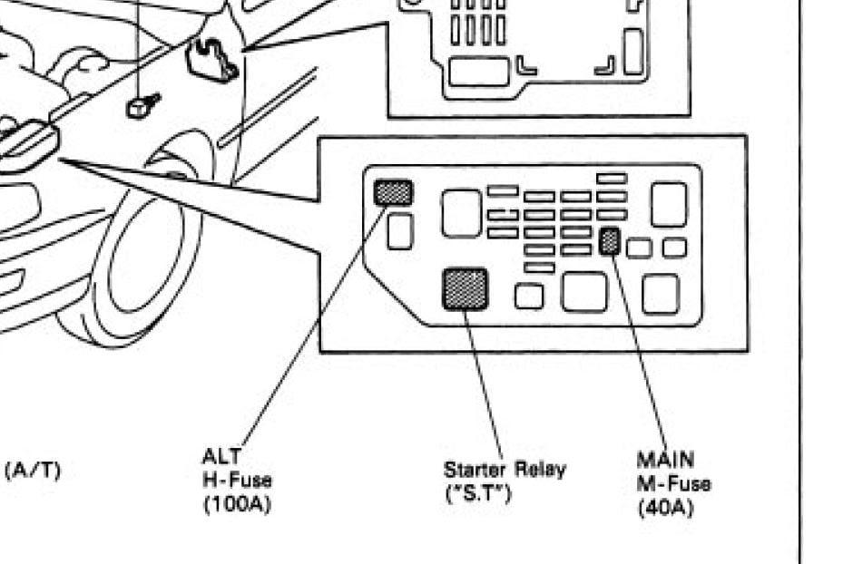 Toyota Camry Fuse Box on 92 toyota corolla fuel diagram, 92 ford f150 fuse diagram, 92 geo metro fuse diagram, 92 lincoln town car fuse diagram, 92 vw passat fuse diagram, 93 toyota corolla fuse diagram,