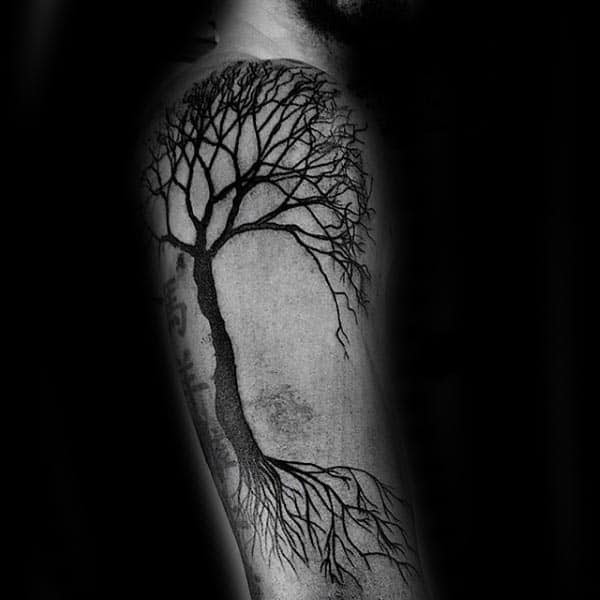 Tree Of Life Tattoos For Guys