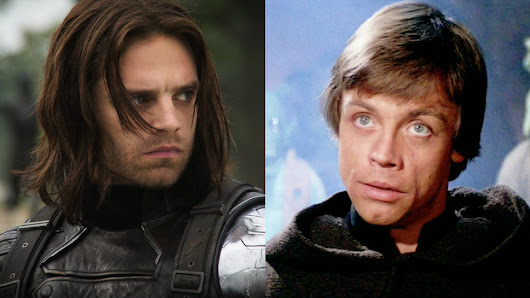 "Mark Hamill Acknowledges His ""Son"" Sebastian Stan in the Best Way 
