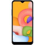 Samsung Galaxy A01 - 16 GB - Black - Straight Talk - GSM
