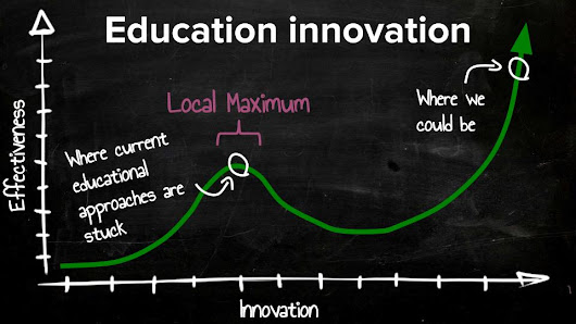 Innovator's Dilemma: How to disrupt education without disrupting learning