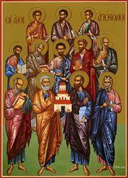 Synaxe des Douze Apôtres
