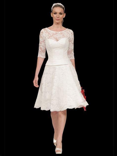 Wedding Dress Mature Bride