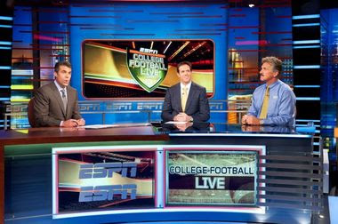 Espn Announcer Brian Griese Likes What He S Seen Of Syracuse University Football Syracuse Com