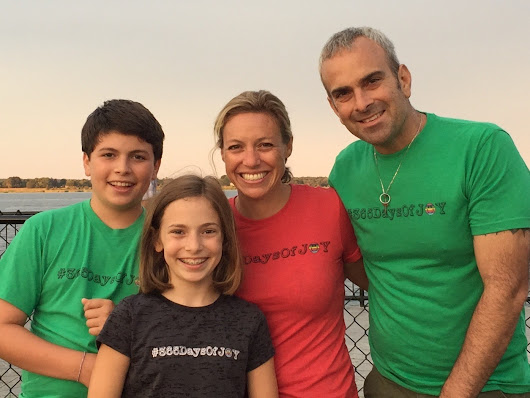 Madison Mom, Family Putting Others First With #365DaysOfJoy