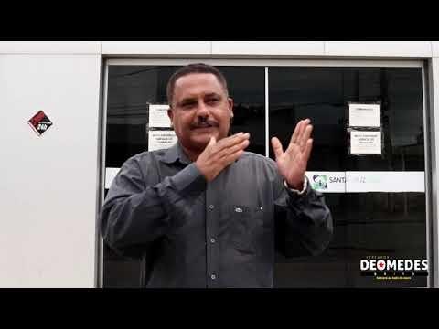 Vereador Deomedes Brito fala sobre projeto de Edson Vieira que pode prejudicar servidores públicos em Santa Cruz do Capibaribe