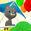 Fly Kitty! : A Flappy Adventure